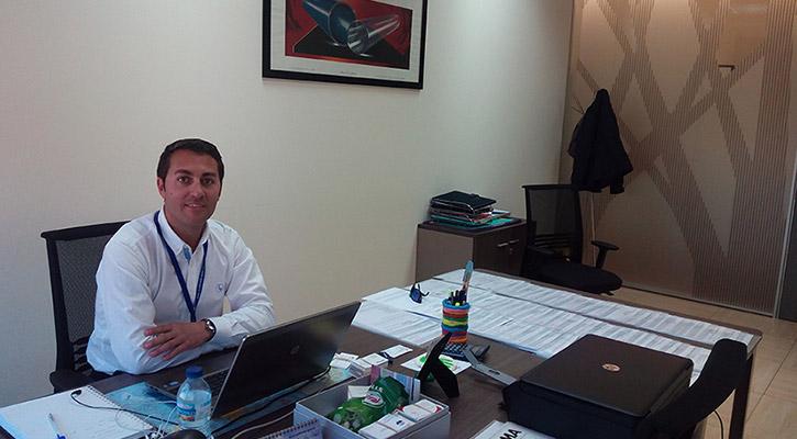 Nuevo responsable oficina comercial de Madrid