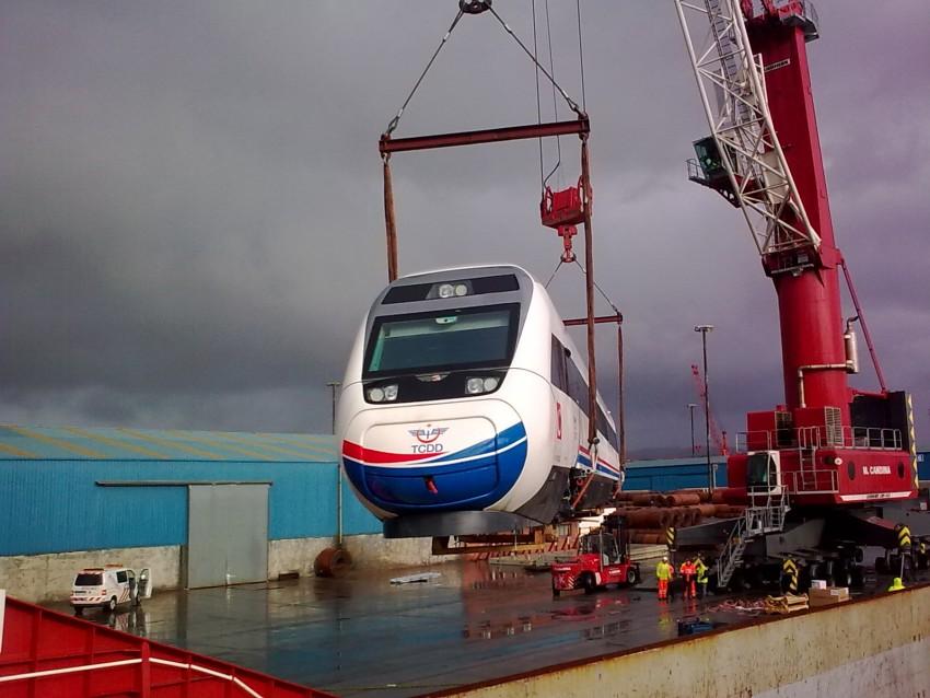 Tren Alta Velocidad Bilbao – Estanbul